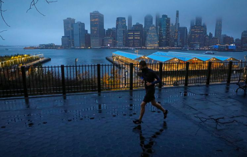 Fleeing New Yorkers resulted in an estimated $34 billion in lost income -study