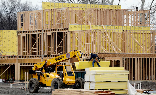 Housing market tops out as lumber, material costs bring headwinds